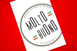 Time to get your Italian gourmet goodies @Molto Buono!